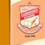 Cambridge Public School Ranchi